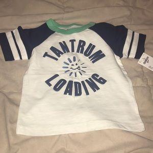 Toddler boy shirt
